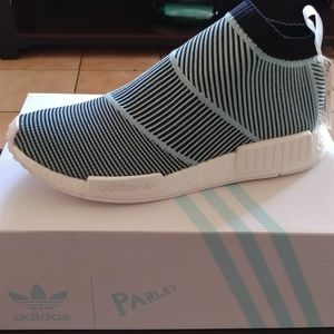 Adidas Nmd City Sock Parley Sneakers Size 10.5